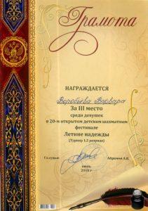 Воробьева-Кировский